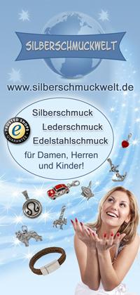 Banner Silberschmuckwelt